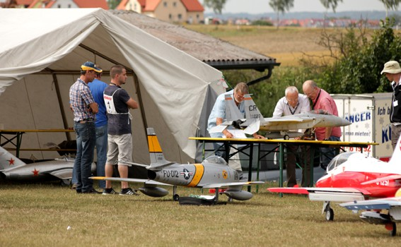 DM Jet Scale und Semi Scale 2017 in Herrieden Stadel!
